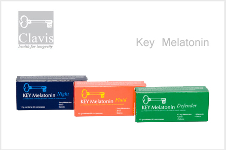 Key Melatonin